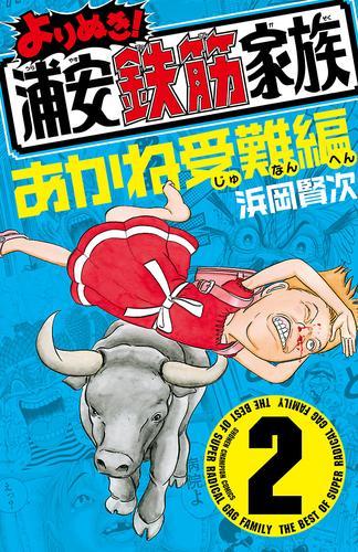 よりぬき!浦安鉄筋家族 2 あかね受難編 漫画