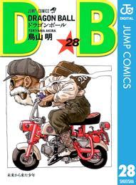 DRAGON BALL モノクロ版 28 漫画