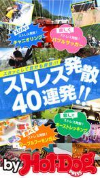 バイホットドッグプレス ストレス発散40連発!! 2017年6/30号 漫画