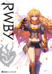 RWBY MANGA ANTHOLOGY Vol.1 Red Like Roses 漫画