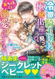 冷徹騎士団長に極秘出産が見つかったら、赤ちゃんごと溺愛されています