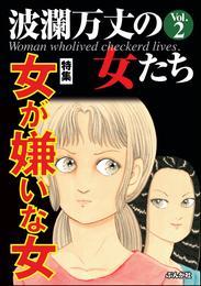 波瀾万丈の女たち女が嫌いな女 Vol.2 漫画