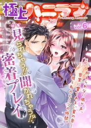 極上ハニラブ vol.6【見られちゃう!!聞かれちゃう!?密着プレイ】 漫画