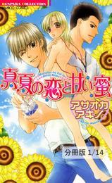 真夏の恋と甘い蜜 1 真夏の恋と甘い蜜【分冊版1/14】 漫画