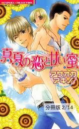 真夏の恋と甘い蜜 2 真夏の恋と甘い蜜【分冊版2/14】 漫画