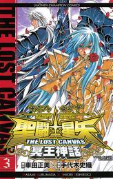 聖闘士星矢 THE LOST CANVAS 冥王神話 3 漫画