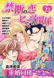 禁断の恋 ヒミツの関係 vol.22 漫画
