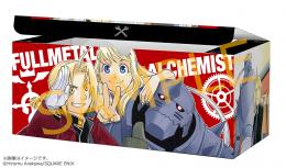【特製コミックボックス付】「鋼の錬金術師 完全版(1-18巻 全巻)」&「鋼の錬金術師 CHRONICLE」