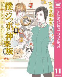 僕とシッポと神楽坂(かぐらざか) 11 漫画