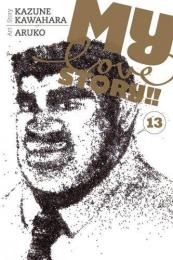 俺物語!! 英語版 (1-13巻) [My Love Story!! Volume 1-13]