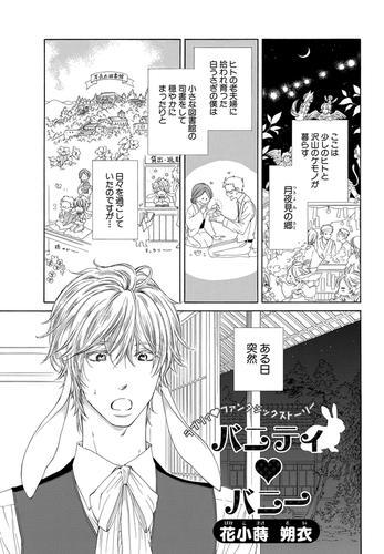 花丸漫画セレクション バニティ バニー 漫画