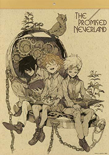 約束のネバーランド』コミックカレンダー2019 | 漫画全巻ドットコム