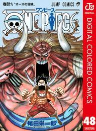 ONE PIECE カラー版 48 漫画