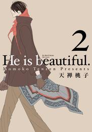 He is beautiful.II 【電子限定おまけマンガ付】 漫画