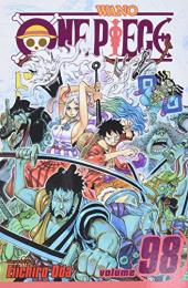 ワンピース 英語版 (1-95巻) [One Piece Volume 1-95]