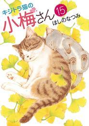 キジトラ猫の小梅さん(15) 漫画