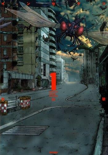 インセクツ (1-4巻 全巻) 漫画