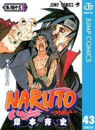 NARUTO―ナルト― モノクロ版 43 漫画