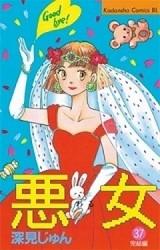 悪女(わる) 37 冊セット全巻 漫画