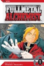 鋼の錬金術師 英語版 (1-27巻) [Fullmetal Alchemist Volume1-27]
