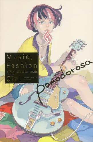 Music,_Fashion and G 漫画