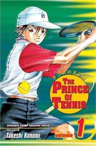 テニスの王子様 英語版 漫画