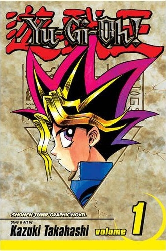 遊戯王 英語版 漫画