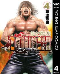 TOUGH 龍を継ぐ男 4 漫画