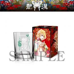 【グッズ】「艶漢」& Freshウィングス展 ショットグラス(赤箱:安里)