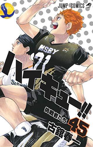 ハイキュー!! (1-33巻 最新刊) 漫画