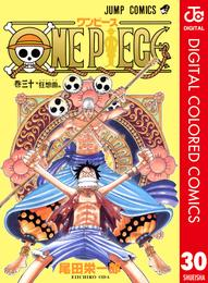 ONE PIECE カラー版 30 漫画