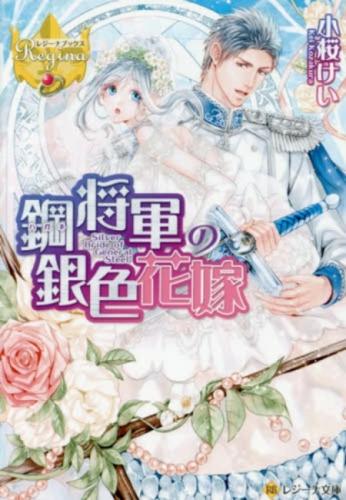 【ライトノベル】鋼将軍の銀色花嫁 漫画