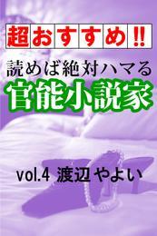 【超おすすめ!!】読めば絶対ハマる官能小説家vol.4渡辺やよい 漫画