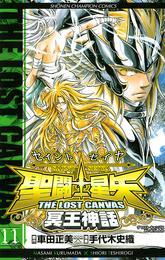 聖闘士星矢 THE LOST CANVAS 冥王神話 11 漫画