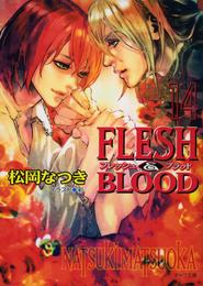 FLESH & BLOOD14 漫画