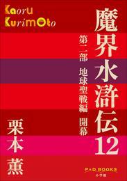P+D BOOKS 魔界水滸伝 12 漫画