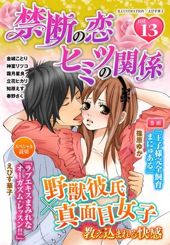 禁断の恋 ヒミツの関係 vol. 漫画