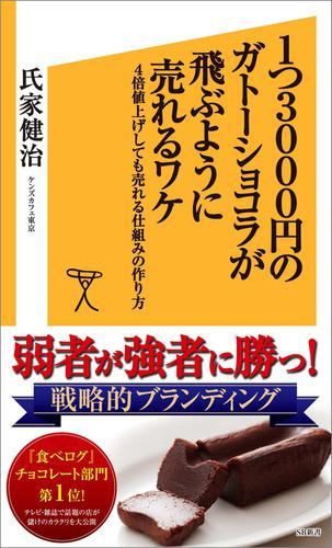 1つ3000円のガトーショコラが飛ぶように売れるワケ 4倍値上げしても売れる仕組みの作り方 漫画