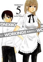 WORKING!! 5巻 漫画