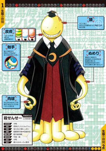 『暗殺教室』コミックカレンダー2015(集英社コミックカレンダー2015) 漫画