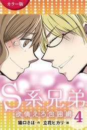 [カラー版]S系兄弟~欲情えろ包囲網 4巻〈かけめぐる性欲〉 漫画