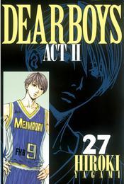 DEAR BOYS ACT II(27) 漫画