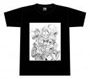 【グッズ】ウルトラマン超闘士激伝 Tシャツ(黒)/M