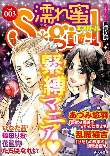 濡れ蜜S*girlVol.003緊縛マニア 漫画