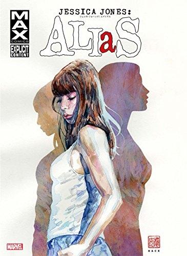 ジェシカ・ジョーンズ:エイリアス AKA 謎の依頼者 漫画