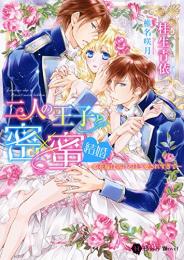 【ライトノベル】二人の王子と密×蜜 結婚 〜姫花嫁は溶けるほど愛されすぎて〜 (全1冊)