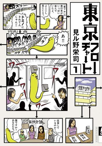 東京フローチャート 漫画