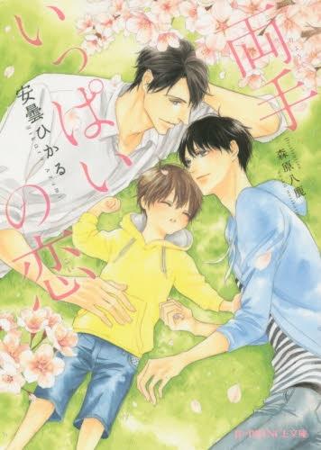 【ライトノベル】両手いっぱいの恋 漫画