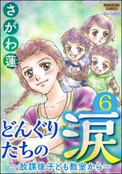 どんぐりたちの涙~放課後子ども教室から~(分冊版) 漫画