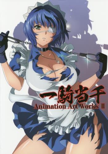 一騎当千 Animation Art Works 漫画